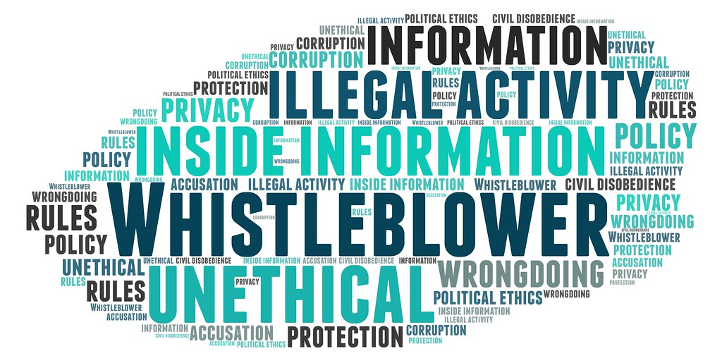 The Issue of Whistleblowing in the Workplace