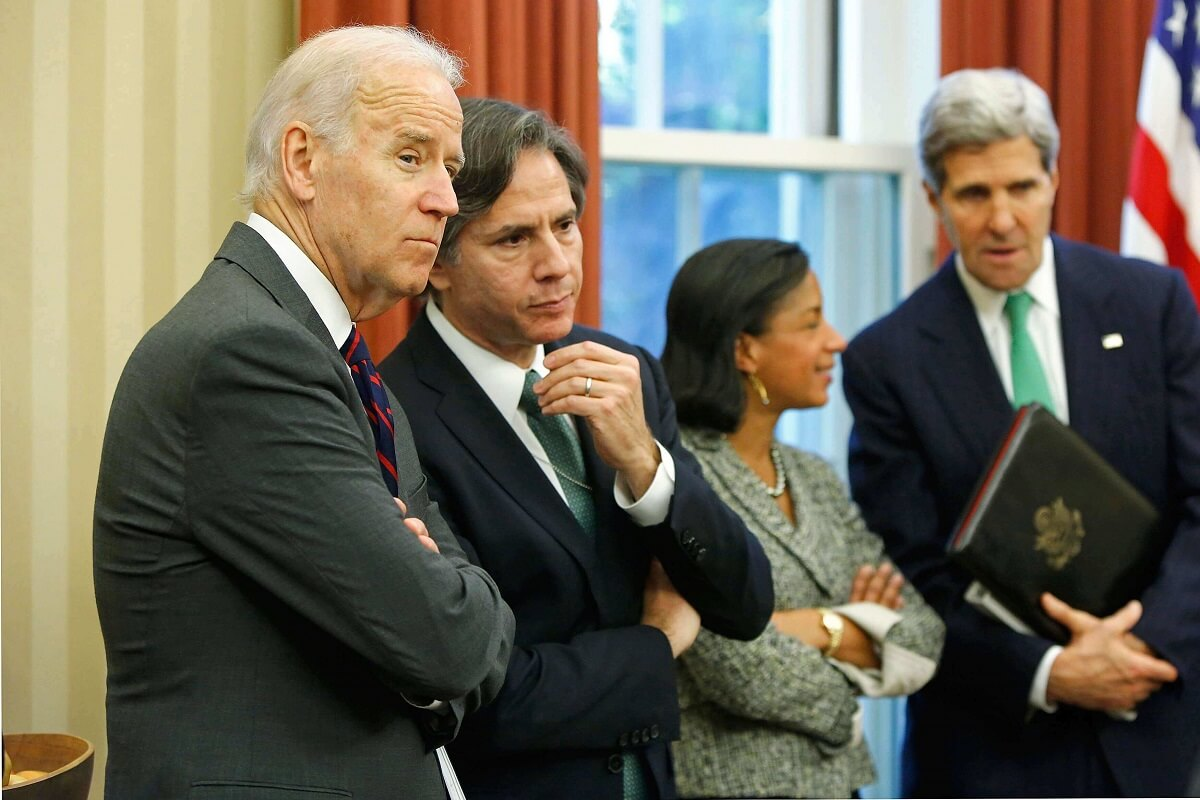 Whom might Biden tap to run State Department, NSA, and other foreign policy offices? (1/3)