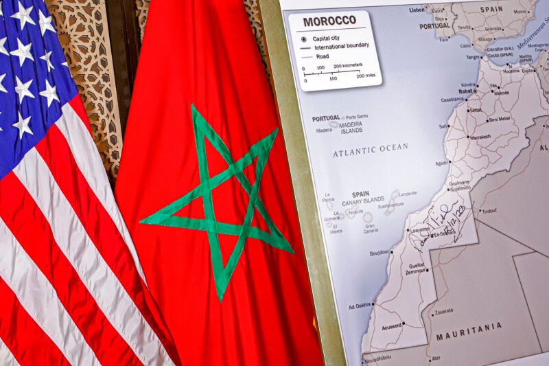 The US Presidential Proclamation on Moroccan Sahara